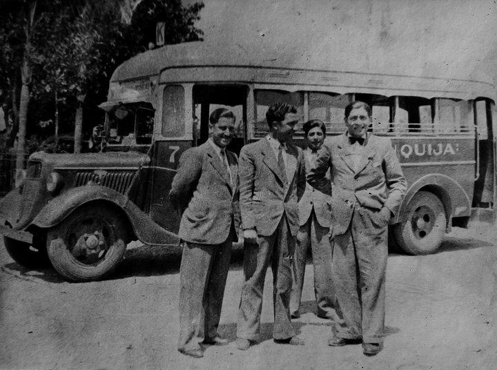 1935 Ford V8 - Gnecco - Aconquija