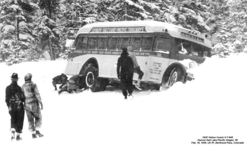 1935 Yellow Coach V-T-845