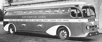1935 Yellow Coach X-1 Greyhound 02