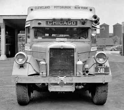 1935 Yellow Coach Z-255 02