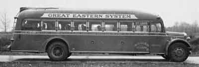 1935 Yellow Coach Z-255