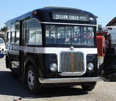 1935 Yellow Coach