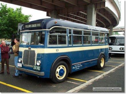 1935 Yellow Coach715-35