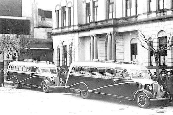 1936 Chevrolet - Gnecco - El Cóndor