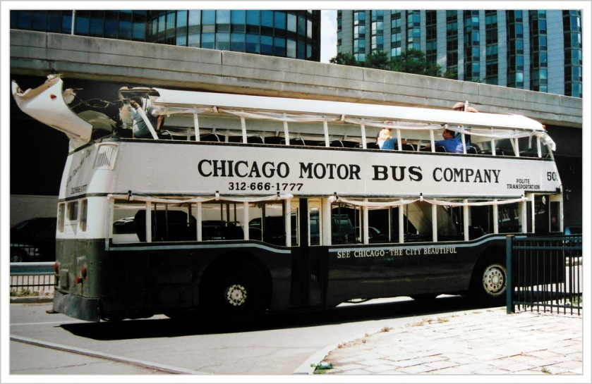 1936 Chicago Motor Bus Company - City Tour