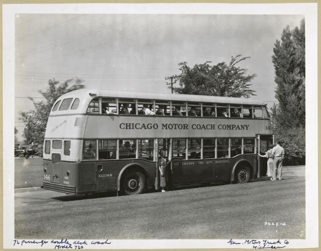 Buses Yellow Coaches Corporation Gmc Myn Transport Blog