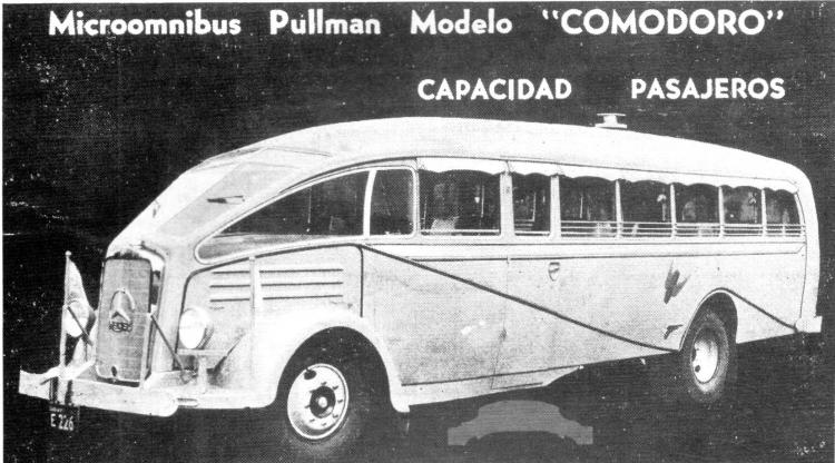 1936 Mercedes-Benz - Gnecco Comodoro - Gamba