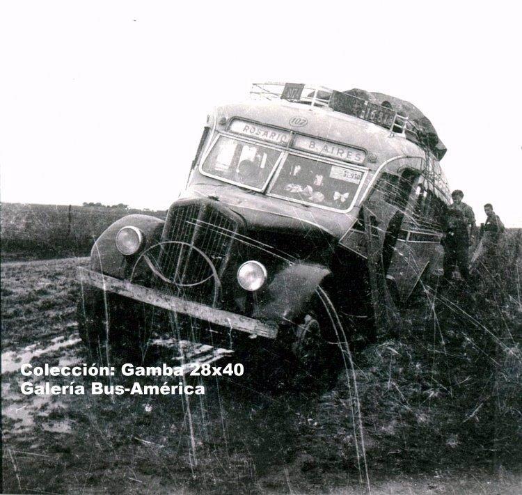 1936 White - Gnecco - T.A. Chevallier