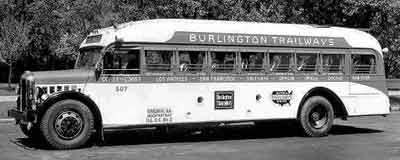 1936 Yellow Coach 1