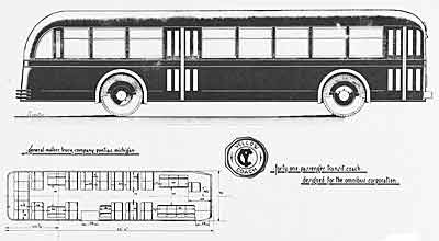 1936 Yellow Coach 718 2