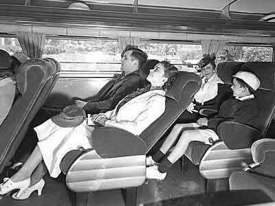 1936 Yellow Coach 719 1