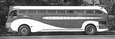 1936 Yellow Coach 719 2