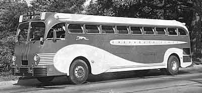 1936 Yellow Coach 719 3