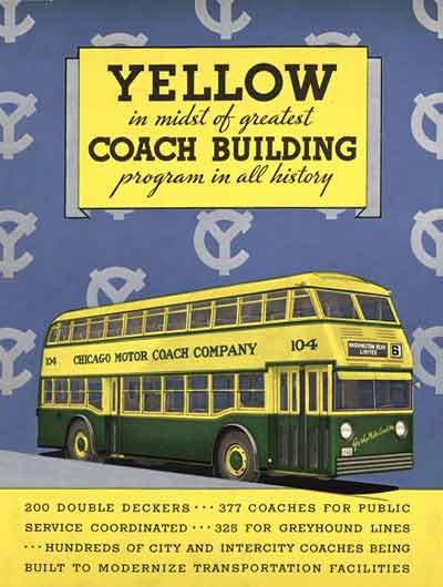 1936 Yellow Coach 720 ad 01