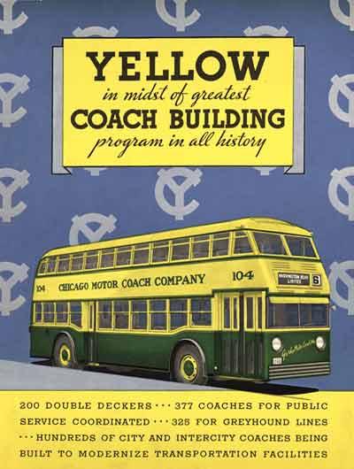 1936 Yellow Coach 720 ad 01
