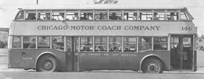 1936 Yellow Coach 720 CMC03