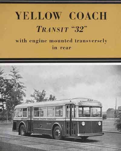1936 Yellow Coach 728 1