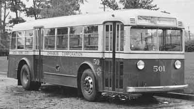 1936 Yellow Coach 728 6