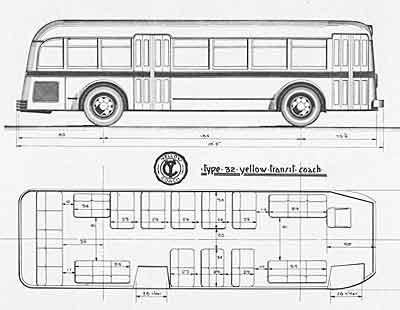 1936 Yellow Coach 728 7