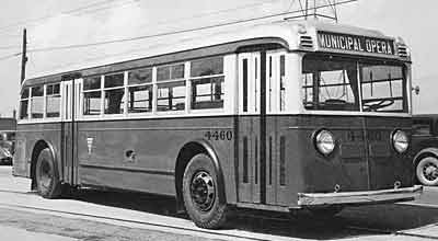1936 Yellow Coach 731 2
