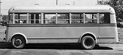 1936 Yellow Coach 733 2