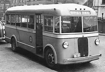 1936 Yellow Coach 733 3