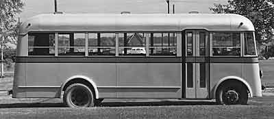 1936 Yellow Coach 733 4