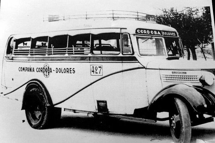 1938 Oldsmobile - Gnecco - C.C.D