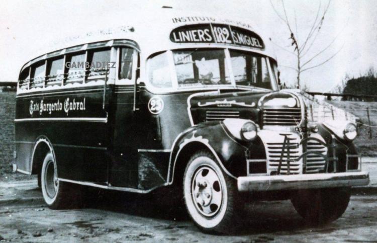 1939 DODGE GNECCO