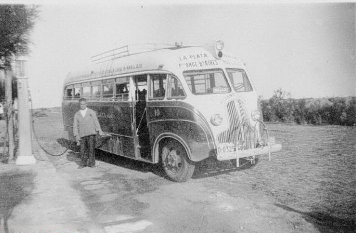 1941 FORD COE Geronimo Gnecco -camioneta