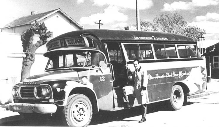 1943 Bedford J6LZ1 - Gnecco - M.O.G.S.M.