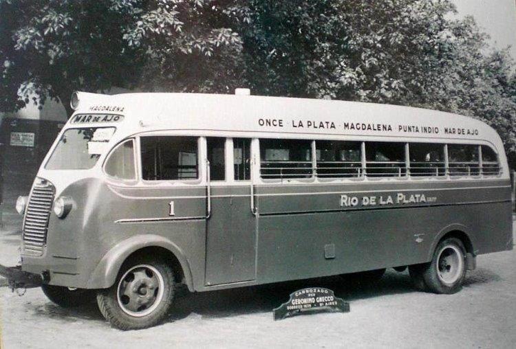 1945 Ford - Gnecco - Río De La Plata