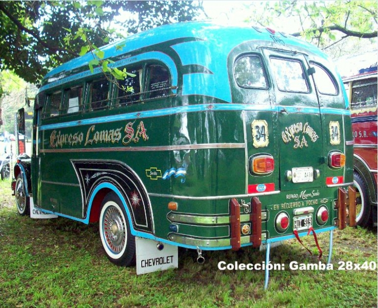 1946 Chevrolet 1946 - Gnecco - Expreso Lomas