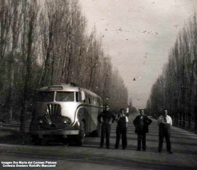 Santa Maria Chevrolet: Buses Carrozado Geronimo GNECCO Argentina