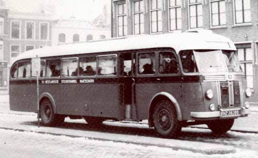 1947 Bussen Crossley-de-Schelde WSM 1078 1947