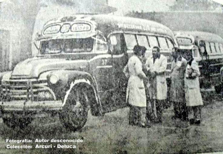 1947 Chevrolet GNECCO