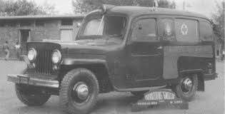 1947 Gnecco-Willys Ambulancia