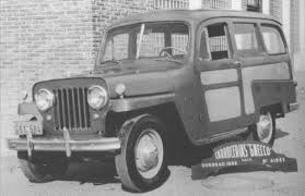 1947 Gnecco-Willys Rural