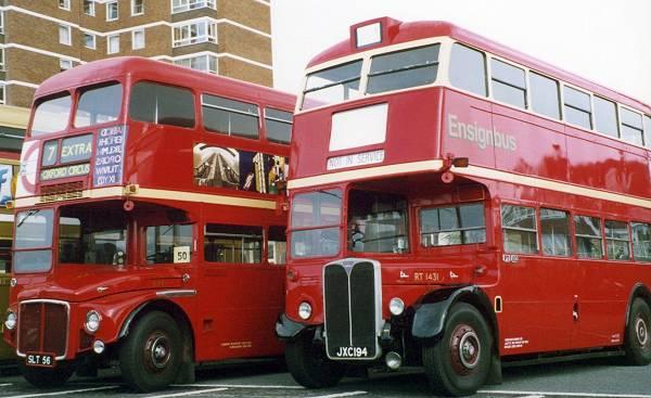 1949 Cravens bodied AEC Regent III