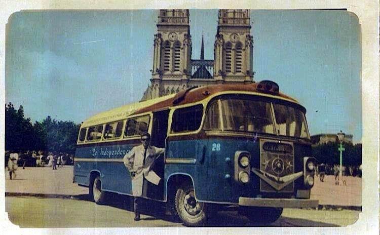 1958 Mercedes-Benz OP 3500 312carr GNECCO mod 58