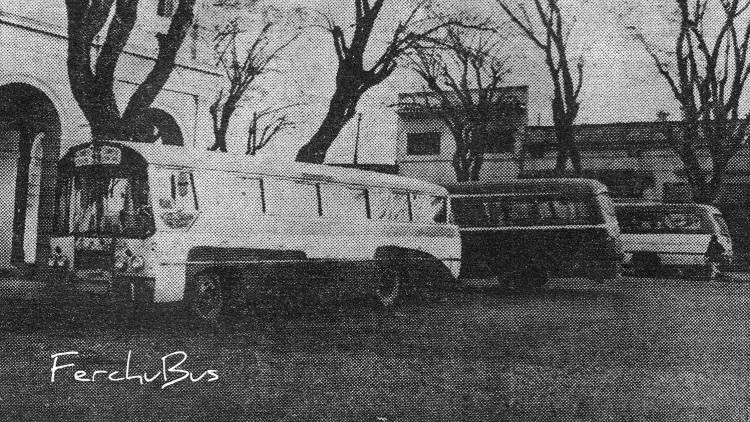 1968 Mercedes Benz OP 312 Geronimo Gnecco Varios 138