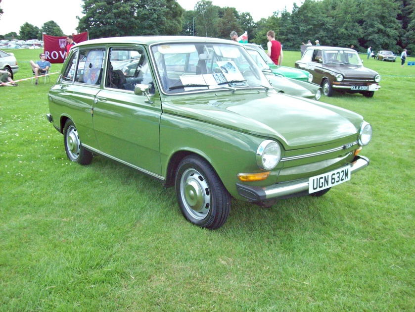 1969 DAF 44 Station Wagon (1969-74) UGN