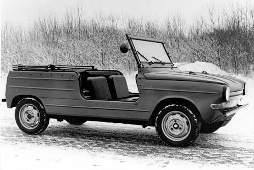 1969 DAF 44 YA 1