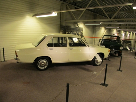 1972 DAF P500 prototype DAF Museum