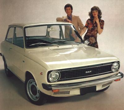 1973 DAF 66 1