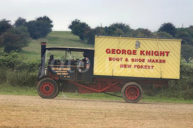 Foden 4nhp 6-ton C-type Wagon