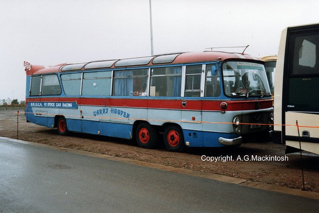 40a Bedford VAL  Duple Vega Major 90 DBD C1984
