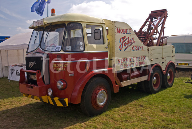 1946 Foden DG6/S20 Recovery Truck