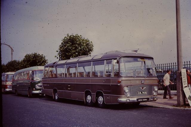 50a 1965 Bedford Duple Val Vega