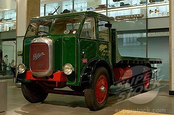 Foden F1 diesel lorry, 1931